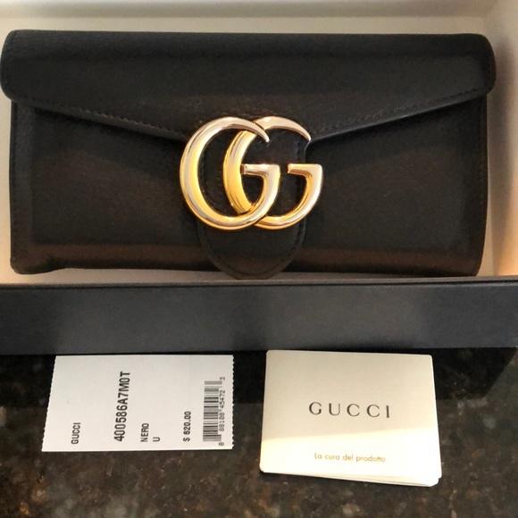 c1b1192de4fb Gucci Bags | Continental Wallet | Poshmark